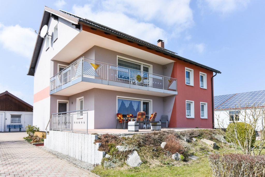 Ferienwohnungen im Haus Elisabeth Mehlmeisel